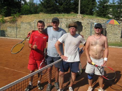 Turnaj o pohár místostarosty - tenis