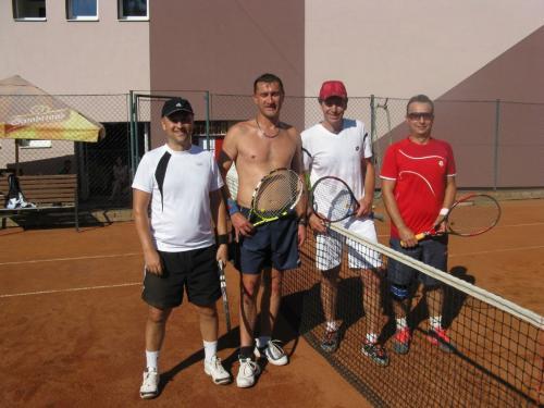 Turnaj v tenise o pohár místostarosty 19.7.