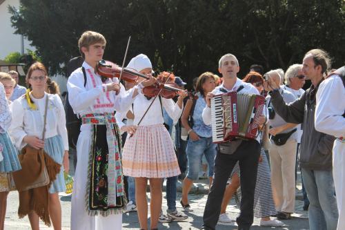 Slavnosti vína Uherské Hradiště 9.9.2017