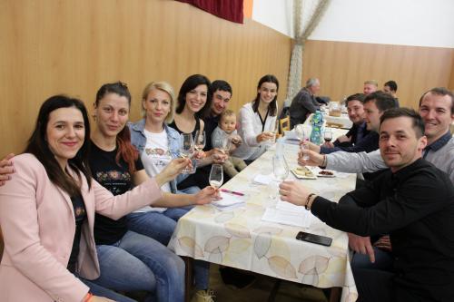 13. koštování vína 22.2.2020