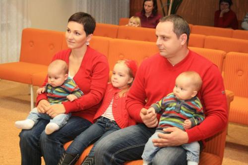 2012 11 23 Vítání občánků II.